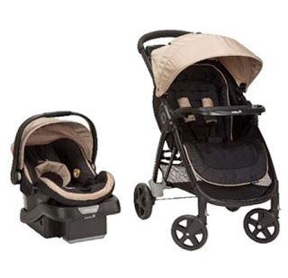 Dorel Juvenile Recalls Safety 1st Strollers Due to Fall Hazard