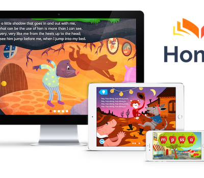 Fun Reading Games for Kids on the iPad | Learn with Homer Review