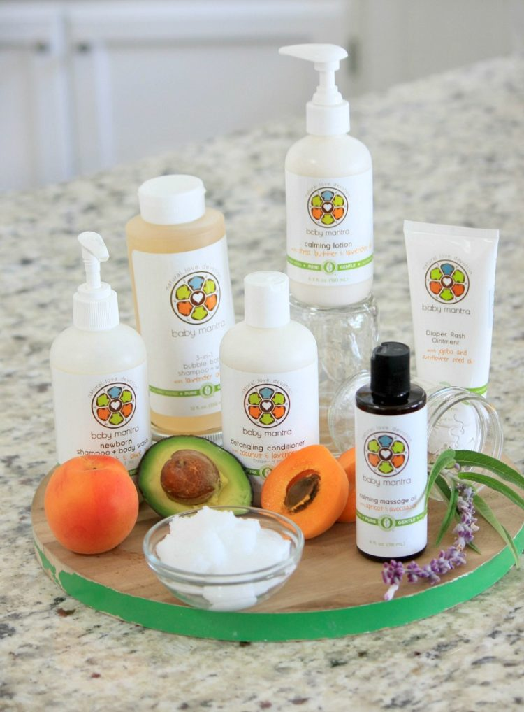 Natural Skincare Products for Babies and Kids