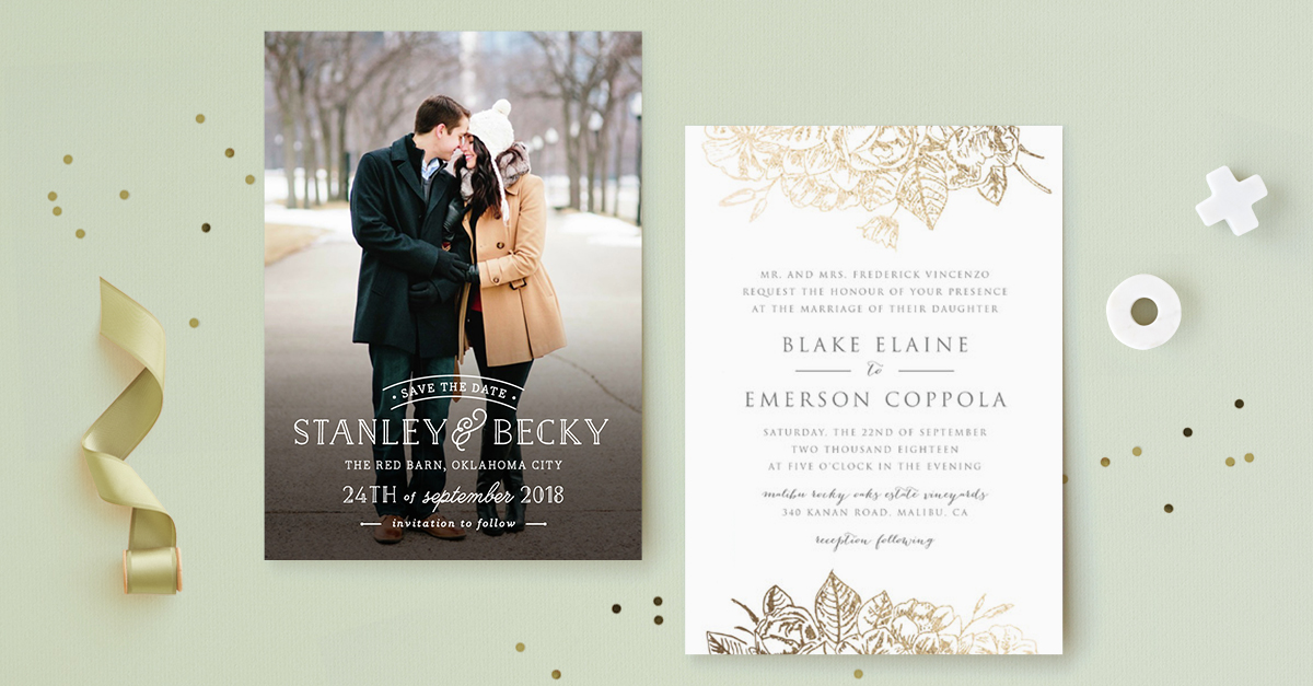 Proper Way To Stuff Wedding Invitations: Sweat The Small Stuff To Set Your Party Off With A Bang