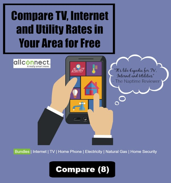 Compare TV and Internet Rates in Your Area | Allconnect Review