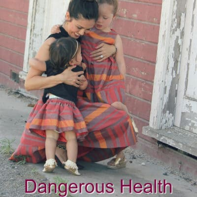Dangerous Health Risks For Parents With Young Kids
