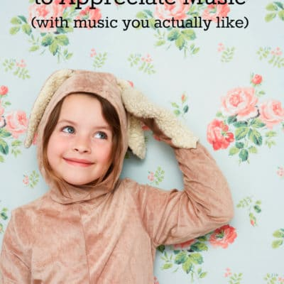 Music That You WILL Enjoy With Your Kids