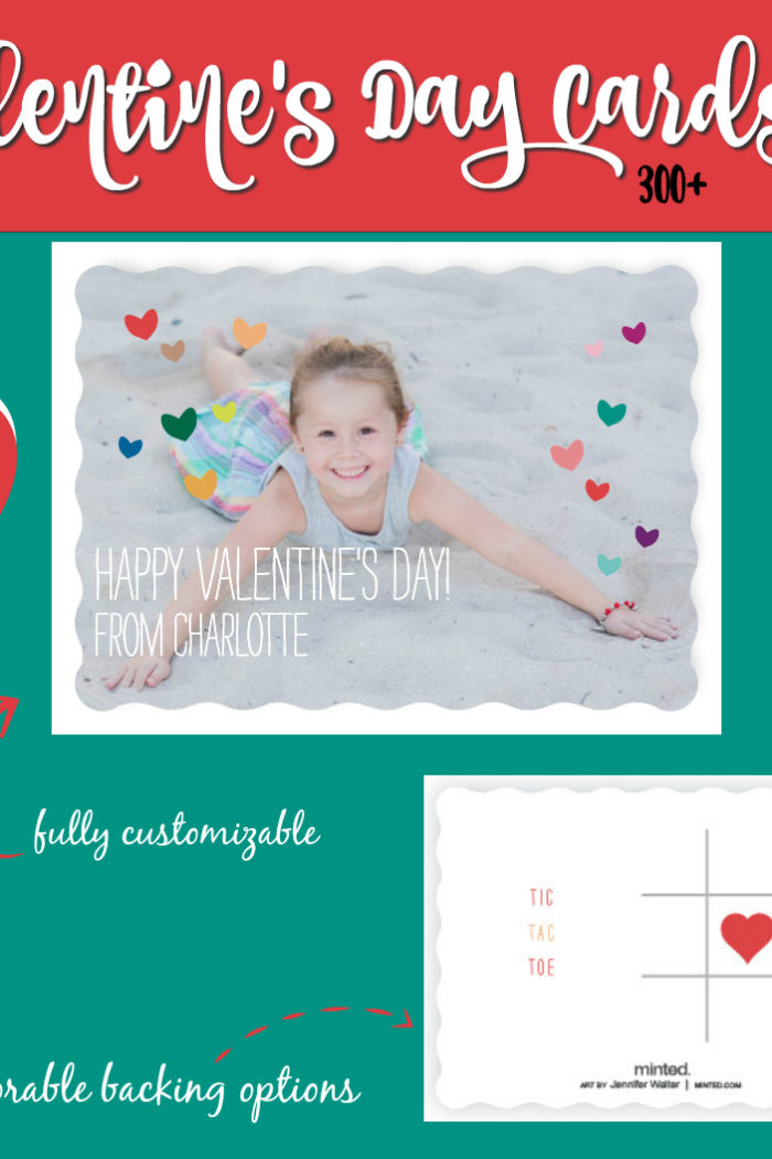 2017 Valentine's Cards for Kids