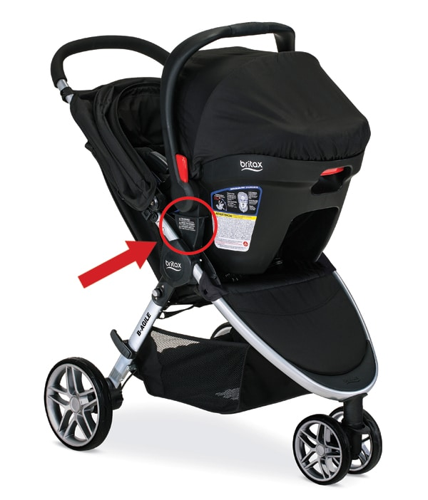 Britax Recalls Strollers Due to Fall Hazard