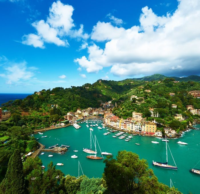 Spend a Week in the Italian Riviera or a Tuscan Castle with Perillo's ItalyVacations