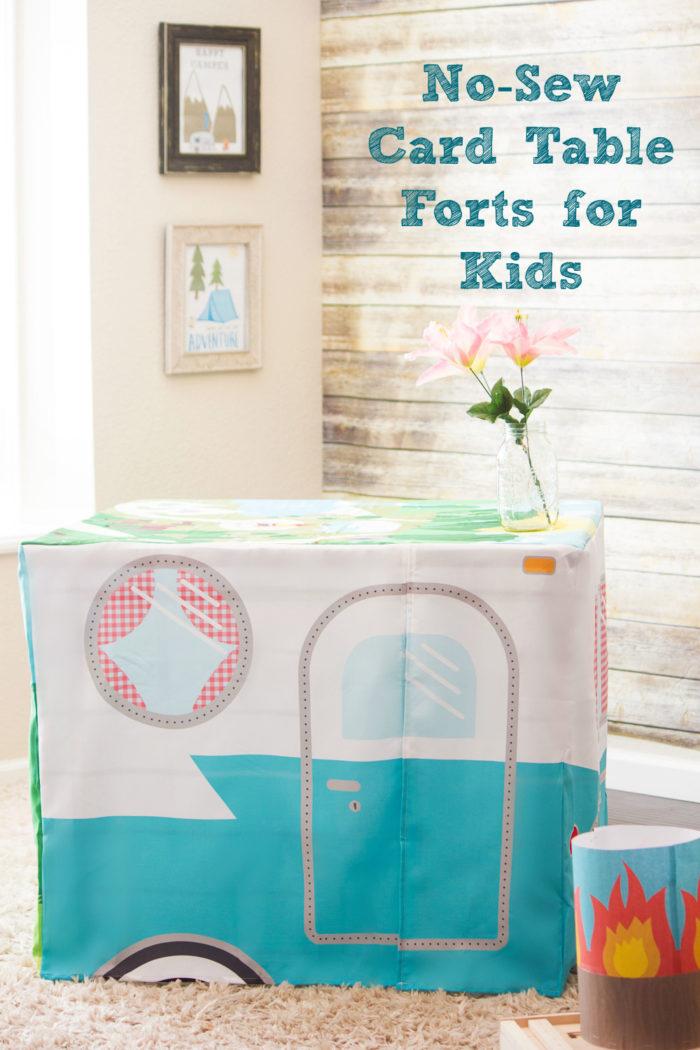 Fort Kit for Kids from Hideaboo Hideouts