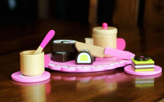 Classic Wooden Toys from Cubbie Lee