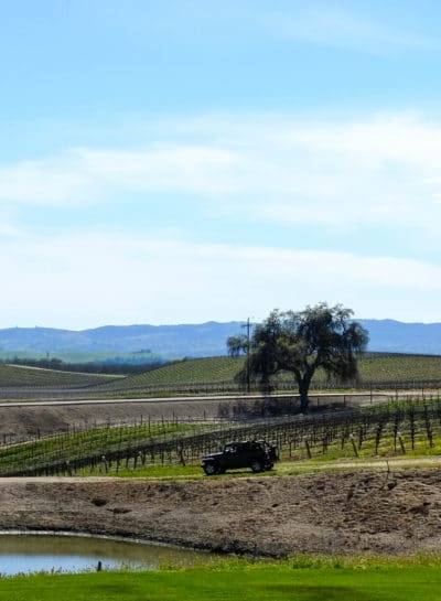 Private Jeep Tours Through Villa San-Juliette Vineyard & Winery in San Miguel, CA