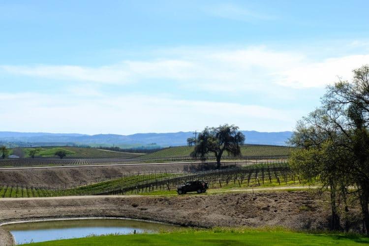 Private Jeep Tours Through Villa San-Juliette Vineyard & Winery in San Miguel, CA