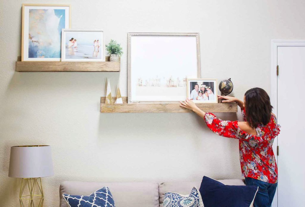 How To Decorate A Large Wall In Your Home