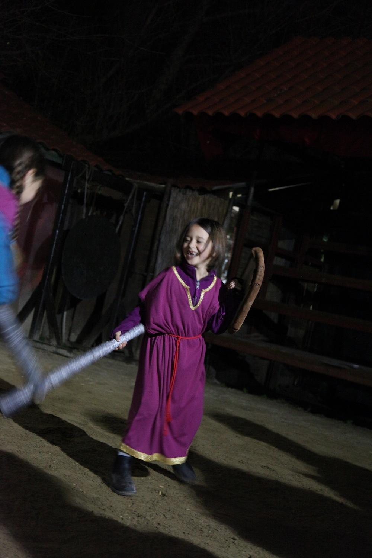 Rome Gladiator School for Kids