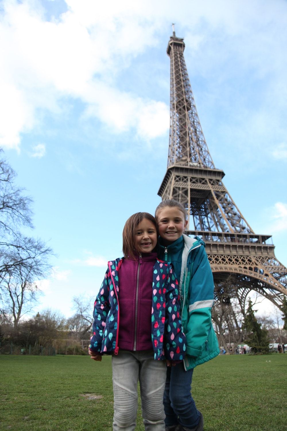 eiffel tower kids paris