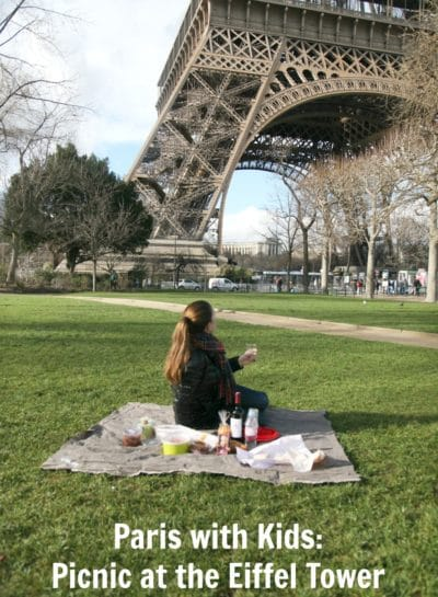 A Picnic in Paris