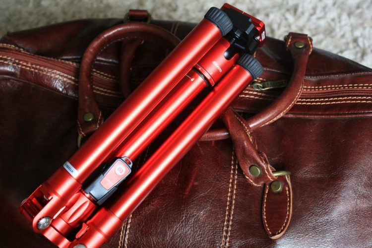 MeFoto Air Travel Tripod Review