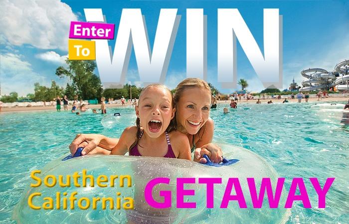 Win The Ultimate Southern Kidifornia Getaway