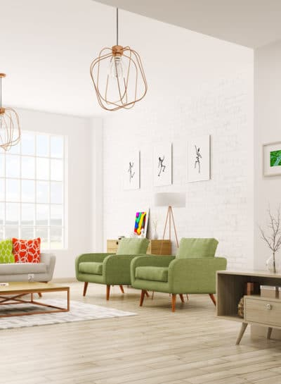 Decorate: Adding Color to Your Home
