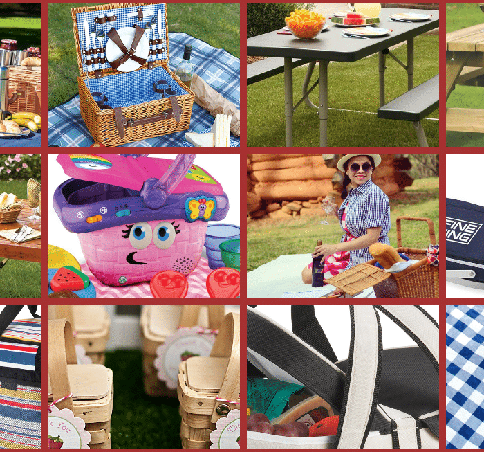 Picnic Ideas With Kids