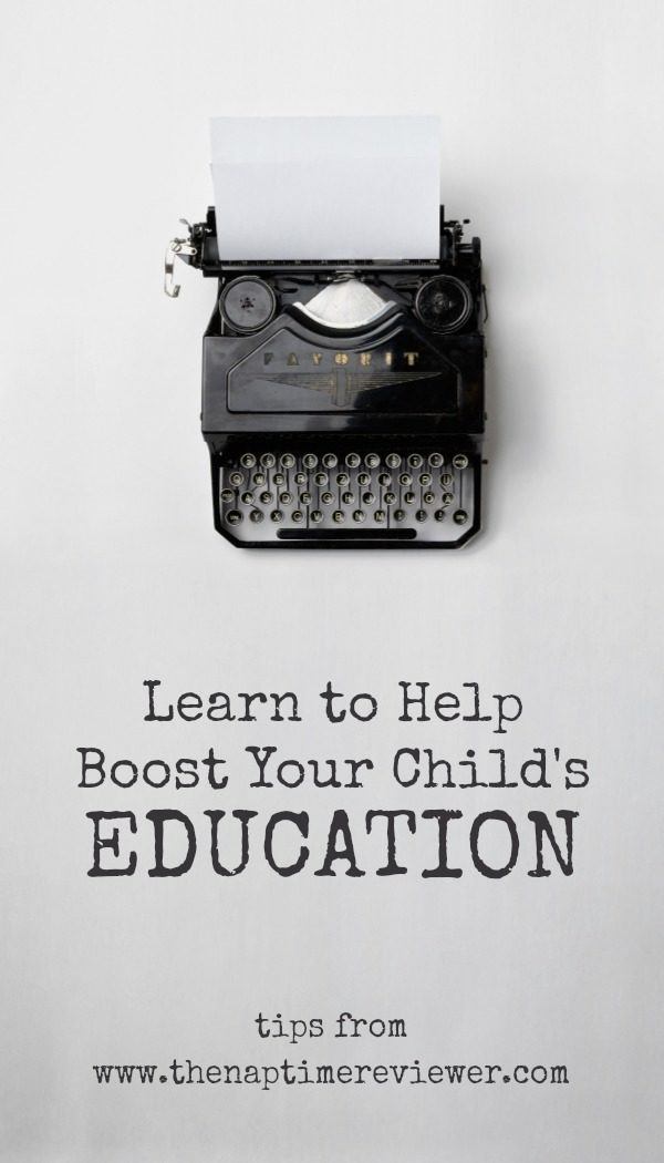 Ways to Help Boost your Child's Education
