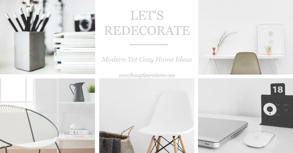 Modern Yet Cozy Home Ideas