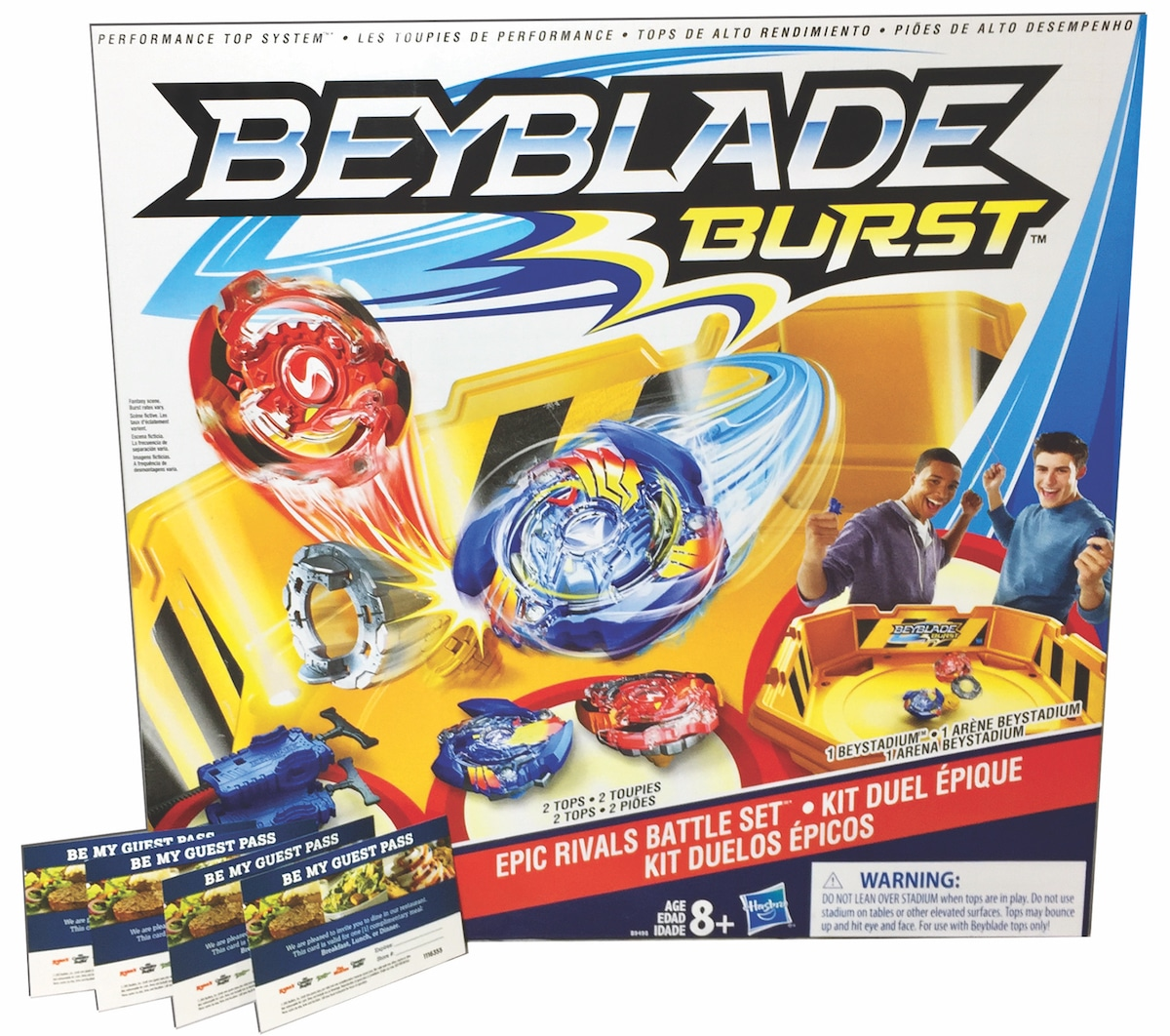 Beyblade Burst Game