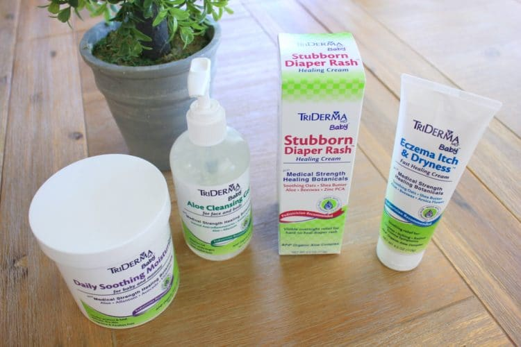 TriDerma Baby Products Review