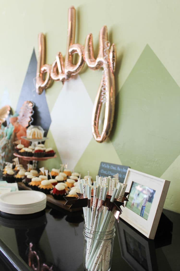 Rustic Baby Shower Ideas for Boys