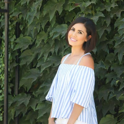 Cold-Shoulder Summer Style