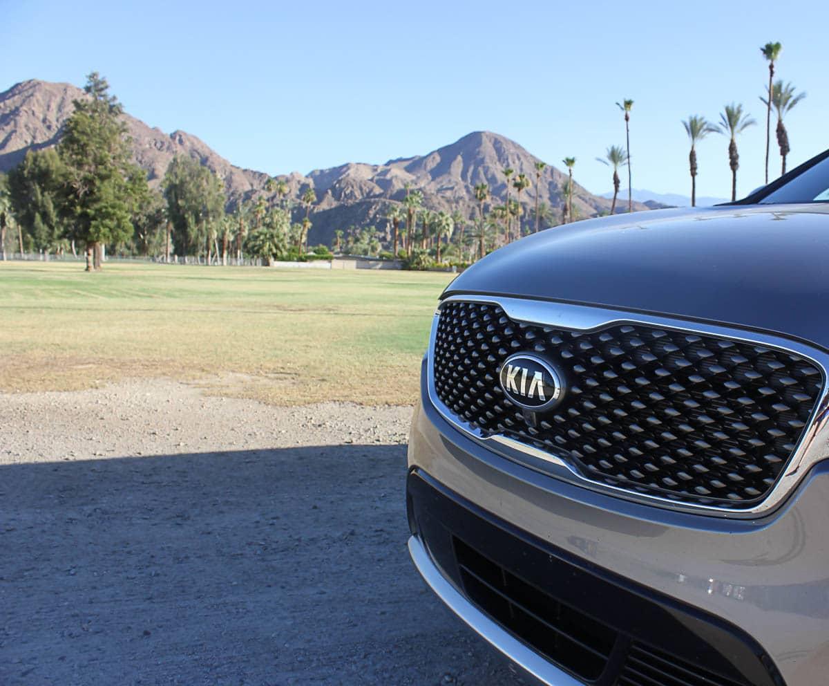 Kia in Palm Springs