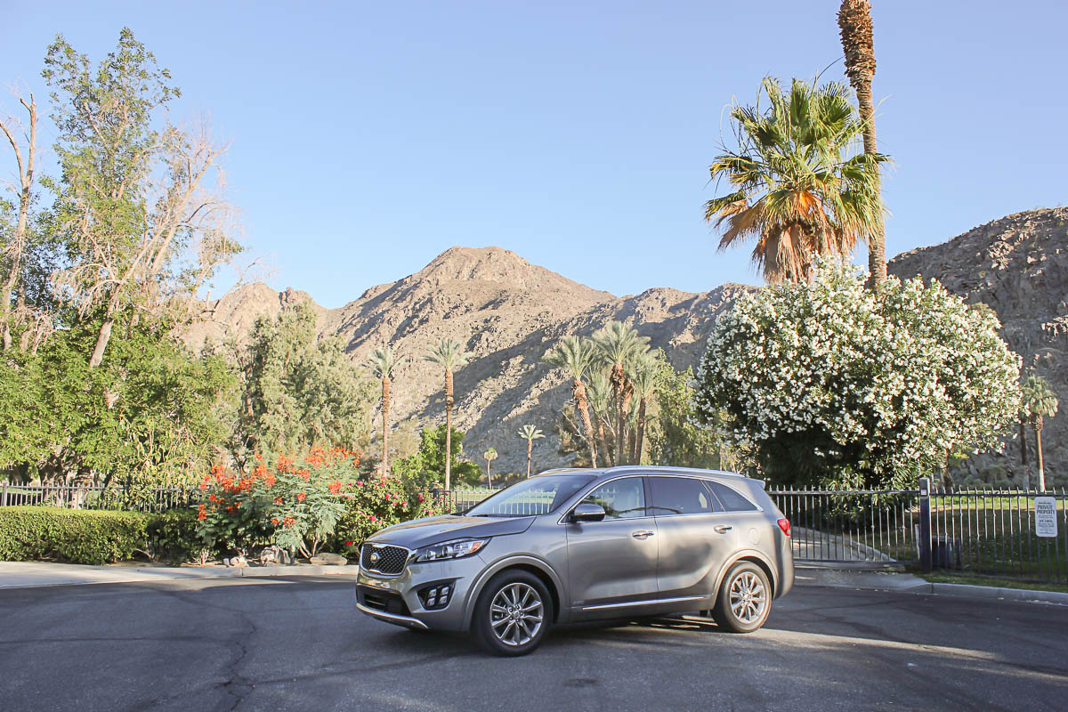 Kia in Palm Springs
