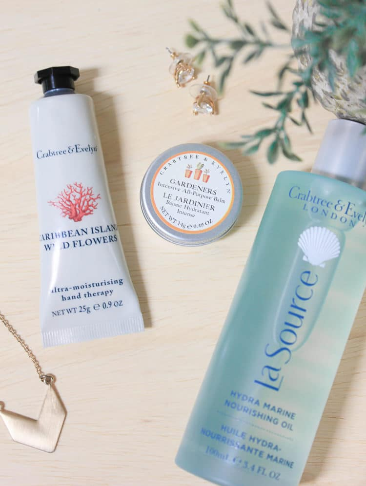 Crabtree & Evelyn Summer Beauty Essentials + Giveaway
