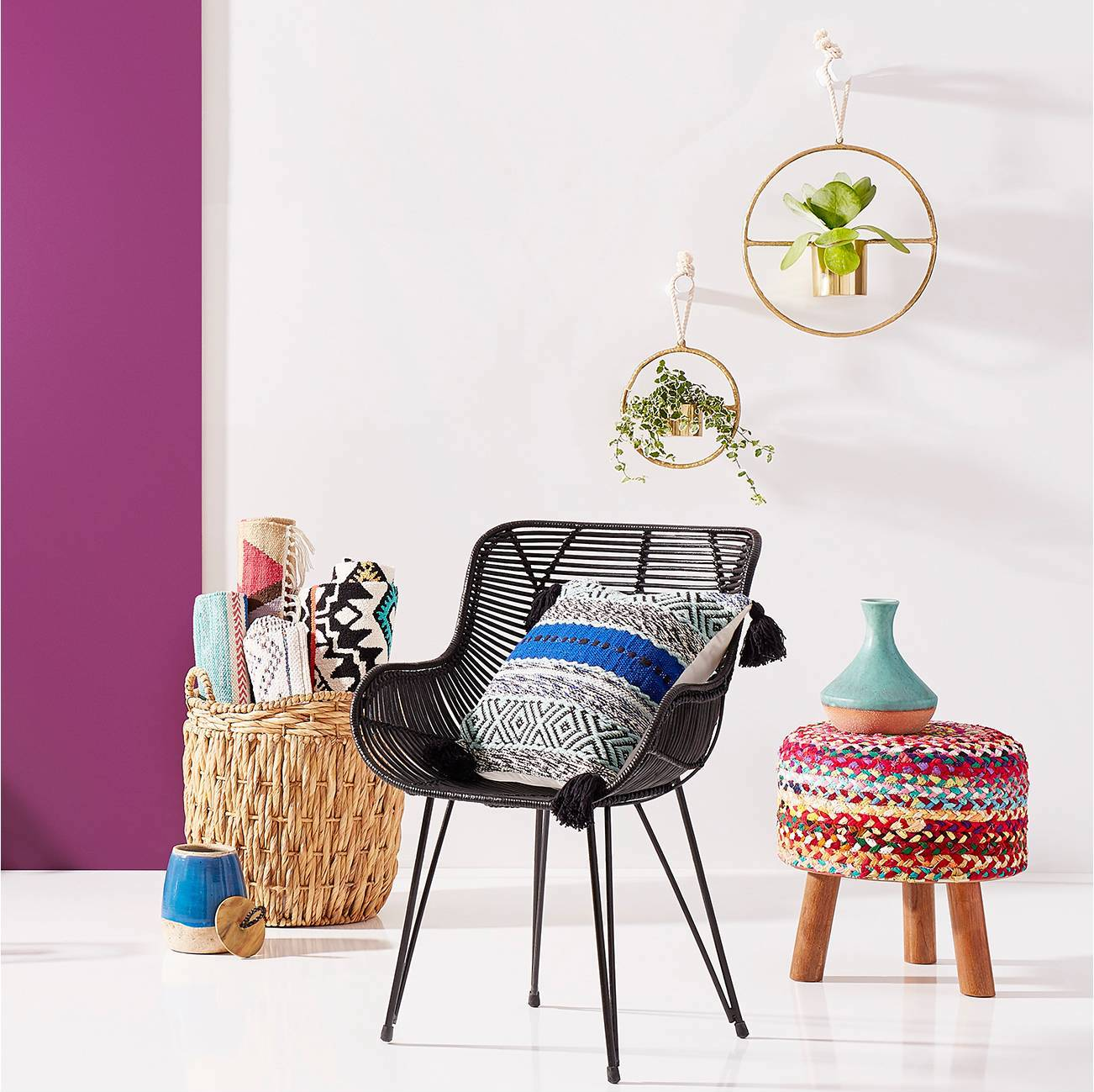 Target Home Furnishings: Add A Pop Of Color To Your Home • The Naptime Reviewer