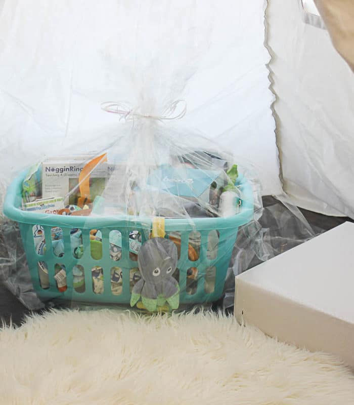 Baby Shower Gift Basket Ideas + Giveaway Valued at over $330