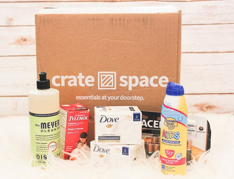 Crate Space – Home Essentials At Your Doorstep