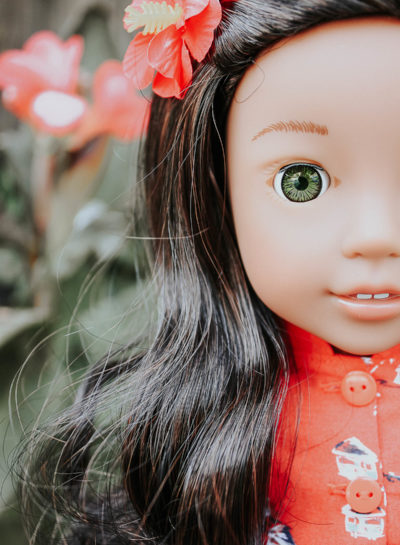 Say Aloha to American Girl's Newest BeForever Doll – Nanea Mitchell