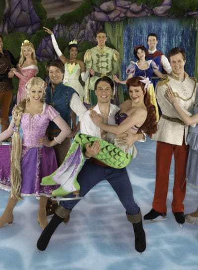 Disney on Ice Returns to Sacramento Nov. 2-5