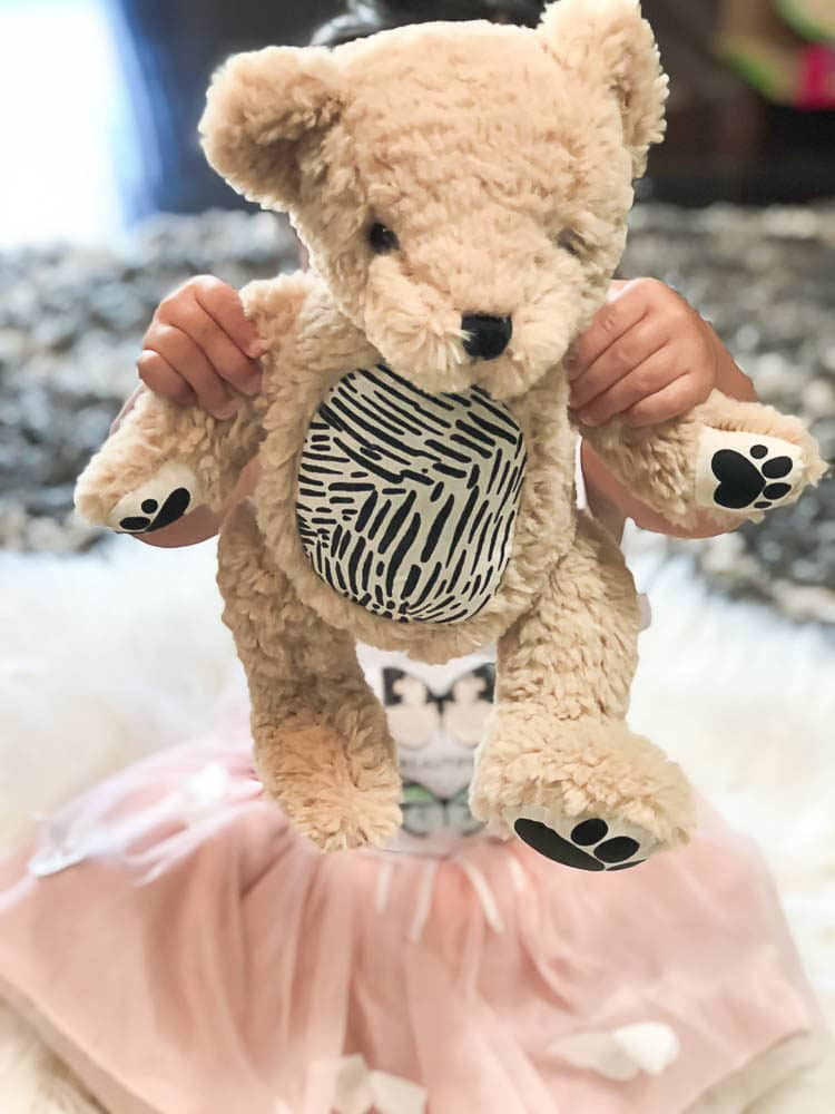 Parker by Seedling (Augmented Reality Teddy Bear for Toddlers)