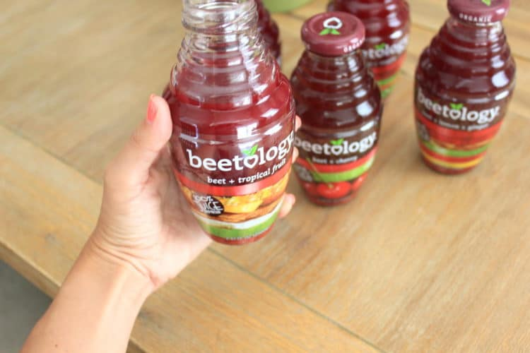 The Benefits of Beet Juice + Beetology Review