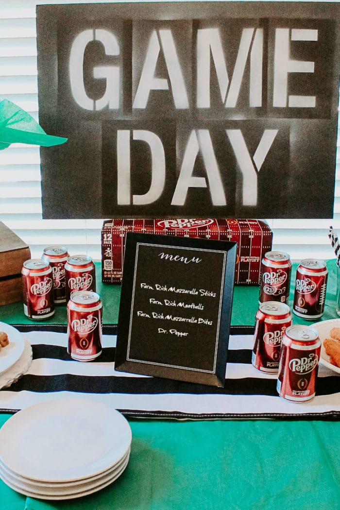 "Throw a ""Homegating"" Football Party"