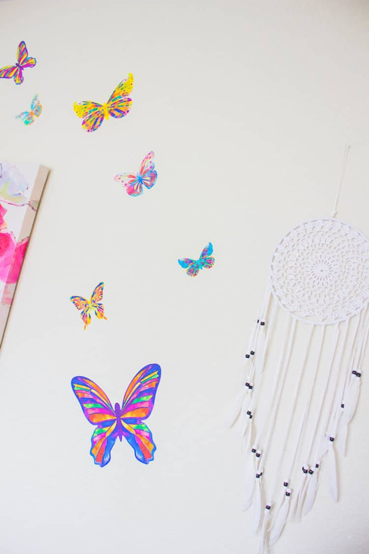 Butterfly Bedroom Ideas