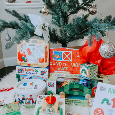 25 Days of Giveaways: Day 15 – World of Eric Carle Kids Bundle