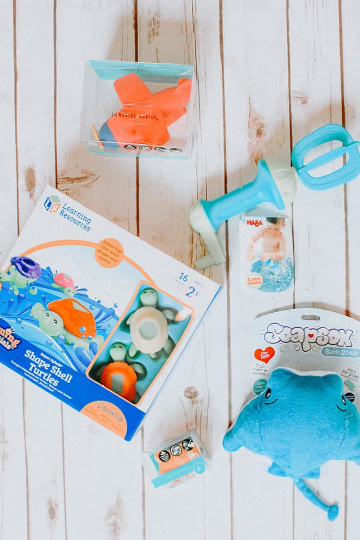 25 Days of Giveaways: Day 19 – Bath Toy Bundle