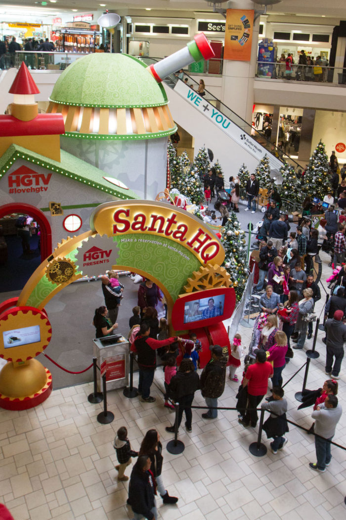 You're Invited to Visit Santa HQ at Vintage Faire Mall (Modesto, CA)