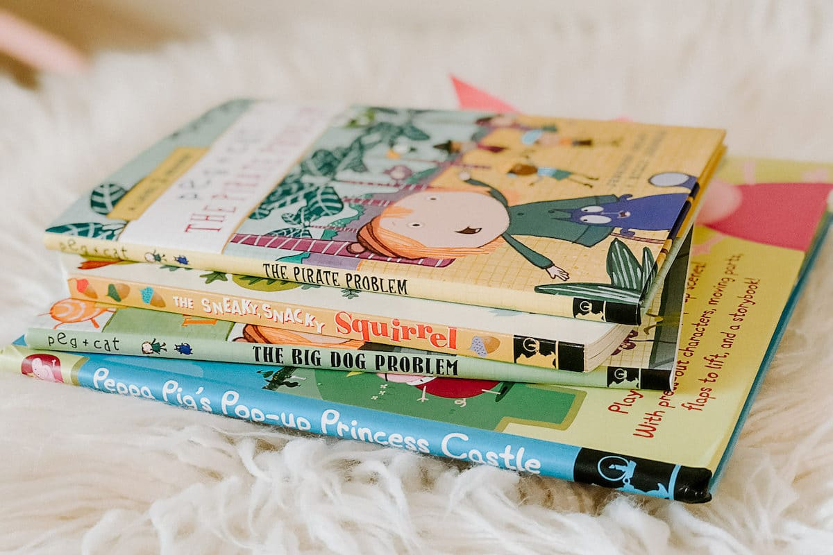25 Days of Giveaways: Day 10 – Four-Pack of Children's Books