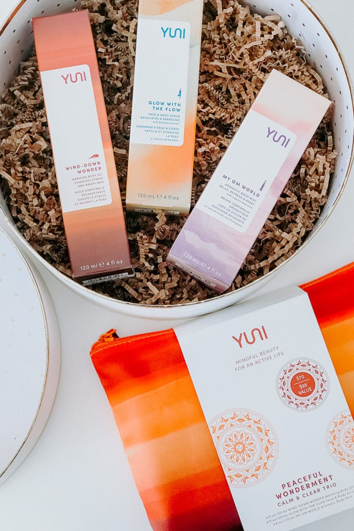 25 Days of Giveaways: Day 17 – YUNI Beauty Gift Set
