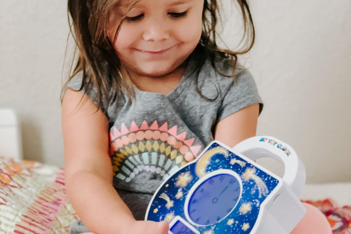 25 Days of Giveaways: Day 8 – My Tot Clock