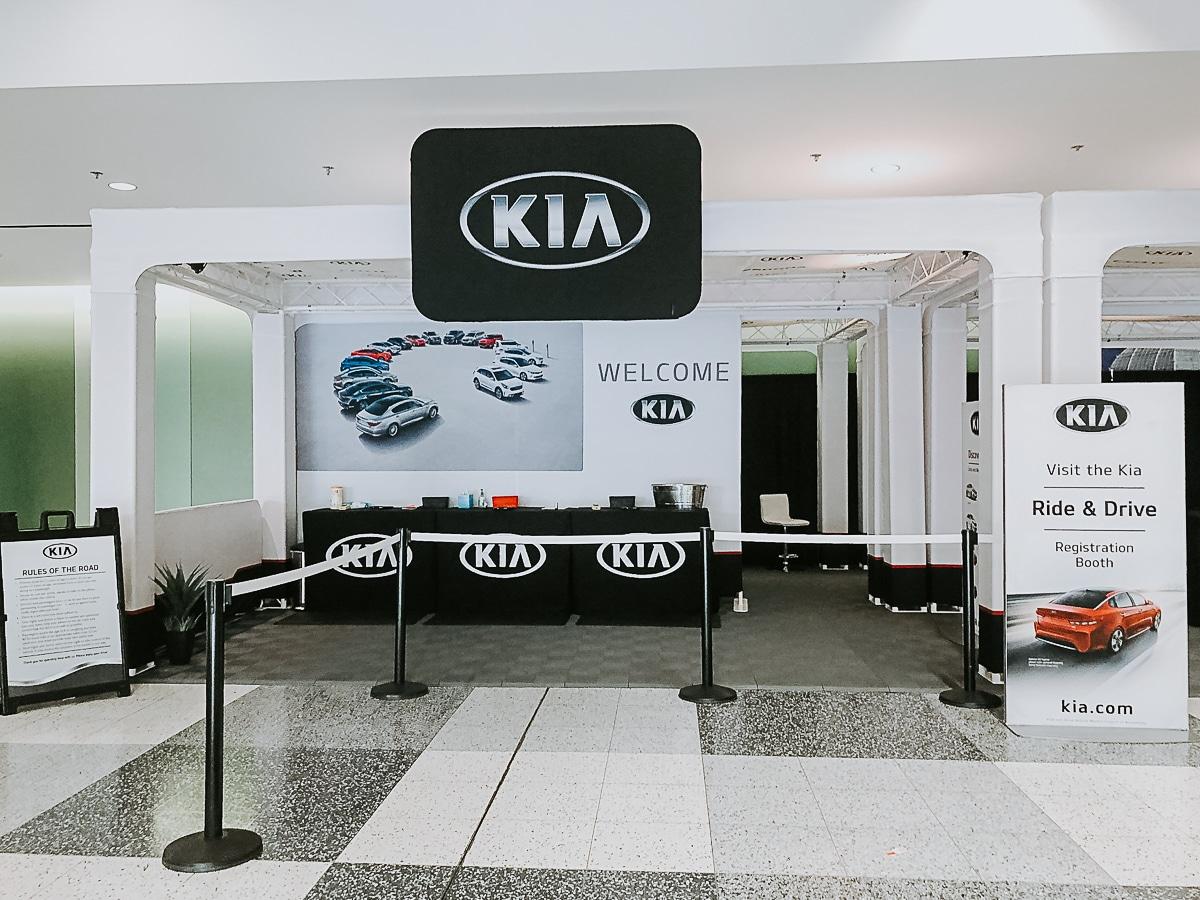 Kia Color Options
