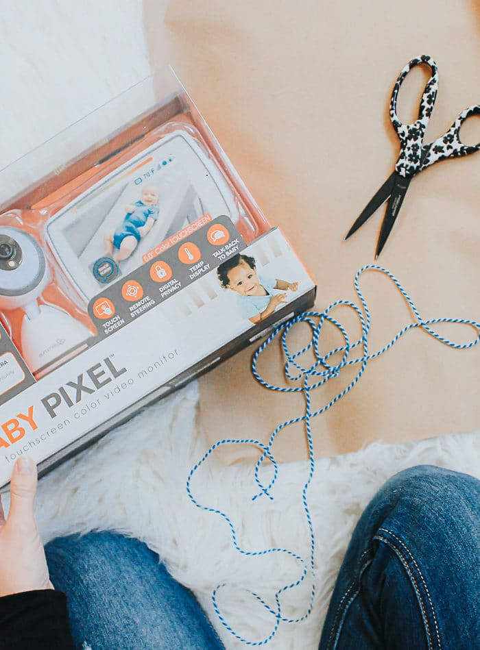 The Perfect Baby Shower Gift - Summer Infant Baby Pixel video monitor