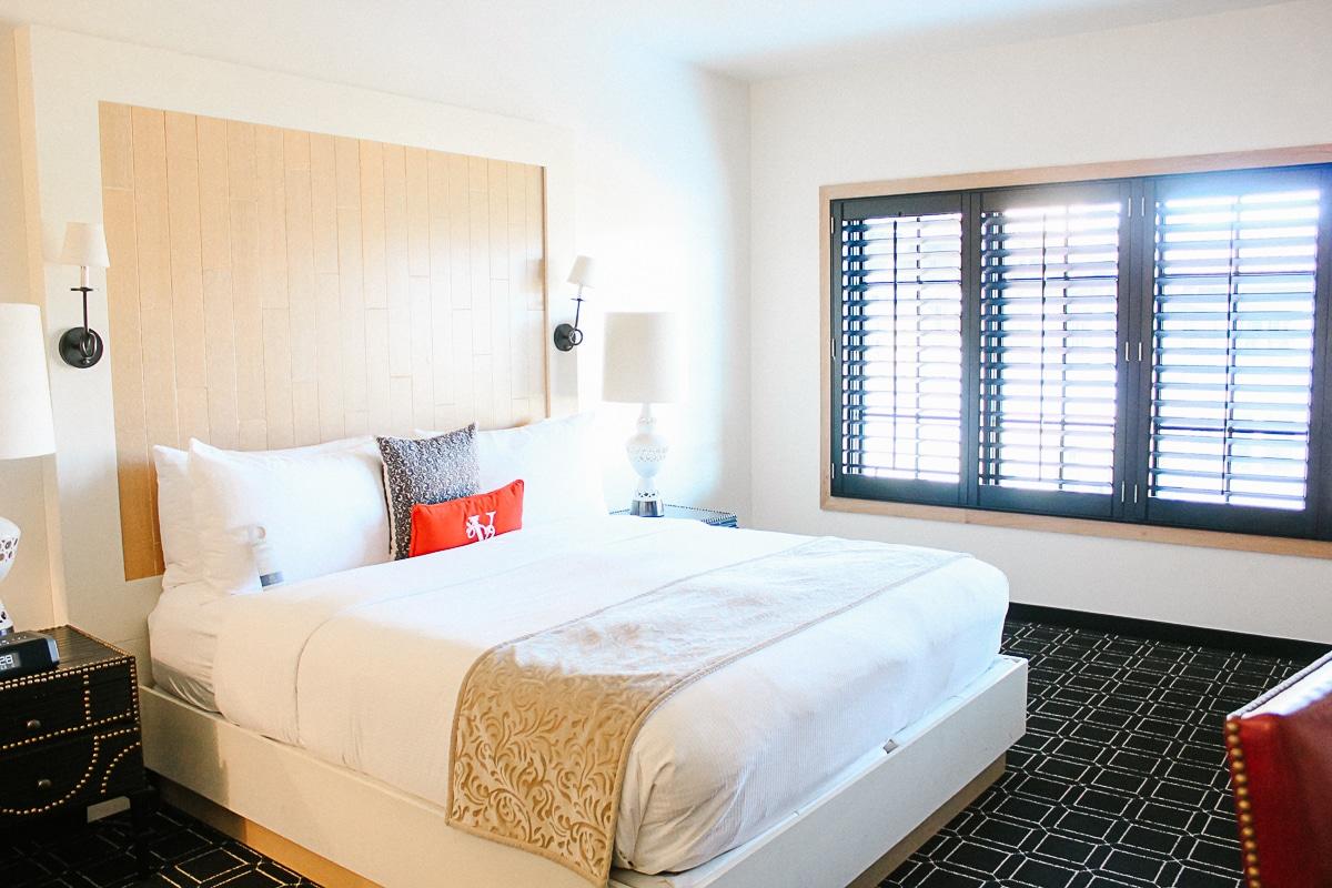Hotel Valencia, Santana Row, San Jose