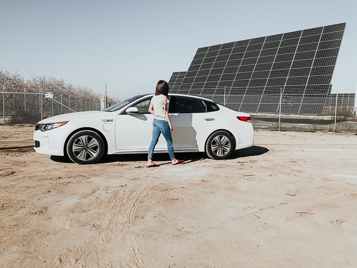 Kia Optima Plug-In Hybrid Electric Vehicle